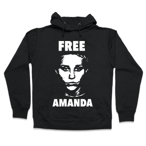 Free Amanda Hooded Sweatshirt