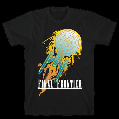 Final Frontier Mens T-Shirt