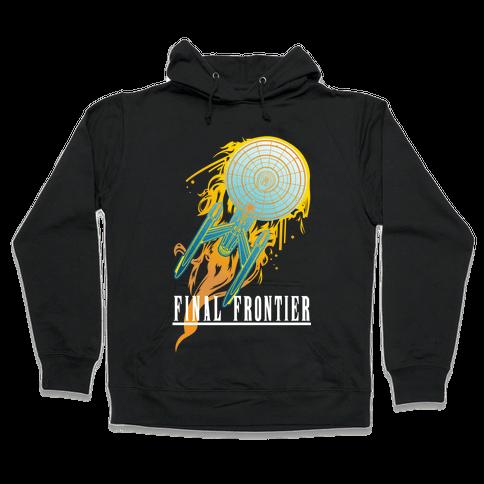 Final Frontier Hooded Sweatshirt