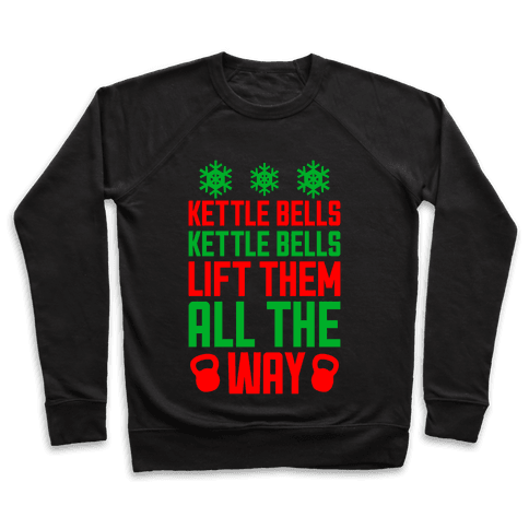 Kettle Bells, Kettle Bells Pullover