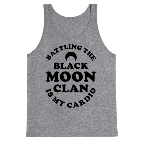 Battling the Black Moon Clan is My Cardio