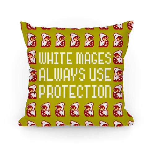 White Mages Always Use Protection