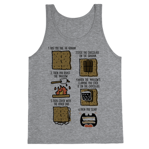 First You Take the Graham Tank Top