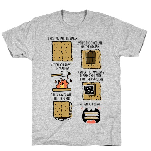 First You Take the Graham T-Shirt