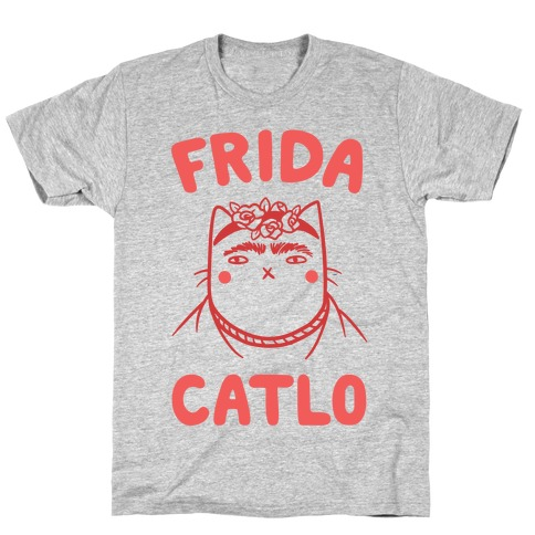 Frida Catlo T-Shirt