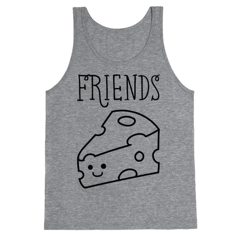 Best Friends Macaroni and Cheese 2 Tank Top