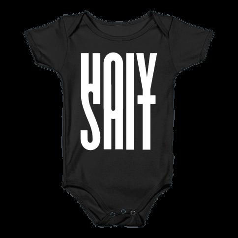 Holy Shit Baby Onesy