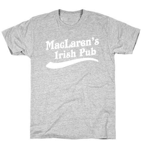 MacLaren's Irish Pub T-Shirt
