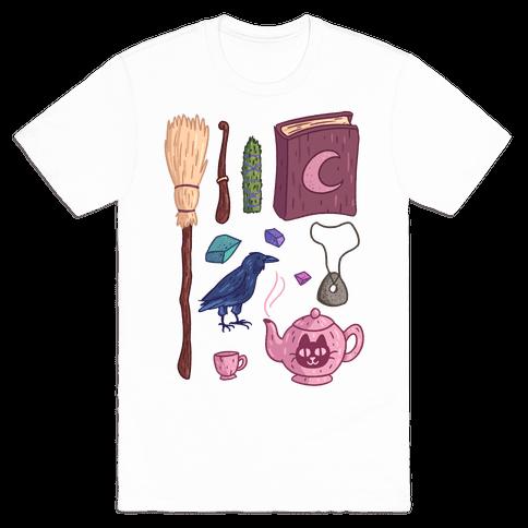 Witch Essentials Mens T-Shirt