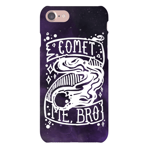 Comet Me, Bro! Phone Case