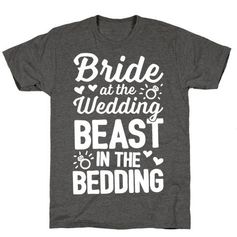 Bride At The Wedding T-Shirt
