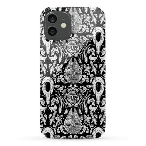 Rebels vs The Empire Technology Phone Case