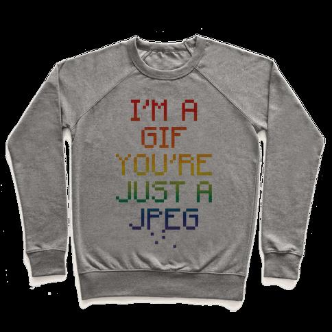 I'm A Gif Pullover