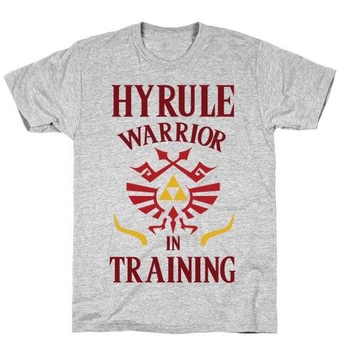 Hyrule Warrior In Training T-Shirt