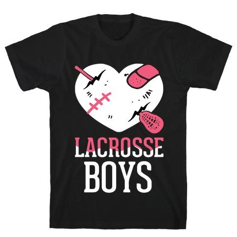 Lacrosse Boys T-Shirt