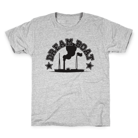 Dream Boat Hoodie Kids T-Shirt