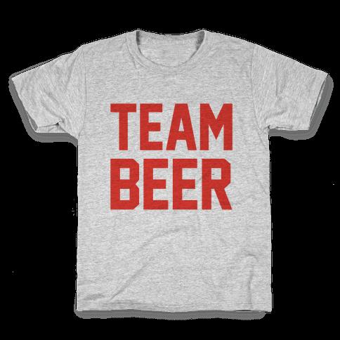 Team Beer Kids T-Shirt
