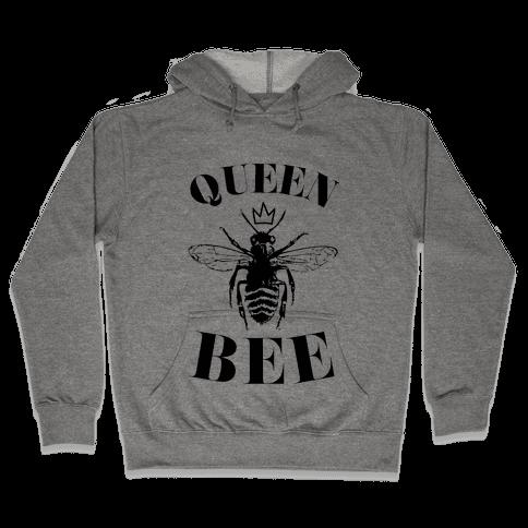 Queen Bee (Illustration) Hooded Sweatshirt