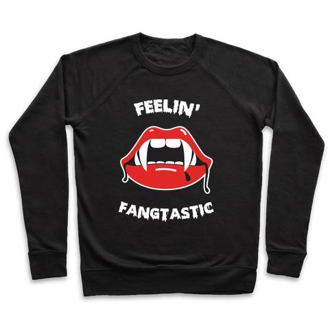 Feelin' Fangtastic Pullover