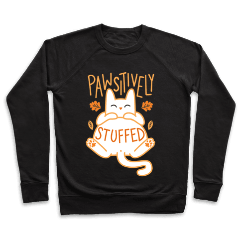 Pawsitively Stuffed Pullover
