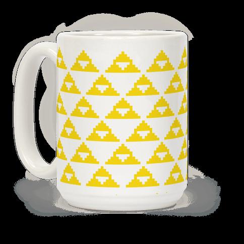 Pixel Triforce