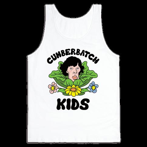 Cumberbatch Kids Tank Top