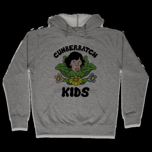 Cumberbatch Kids Hooded Sweatshirt