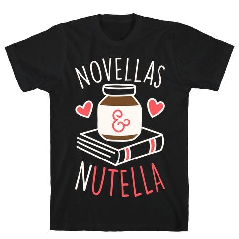 Novellas & Nutella T-Shirt