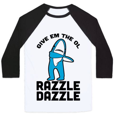 Left Shark Razzle Dazzle