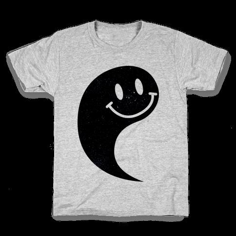 Smiley Yin Yang 1 Kids T-Shirt