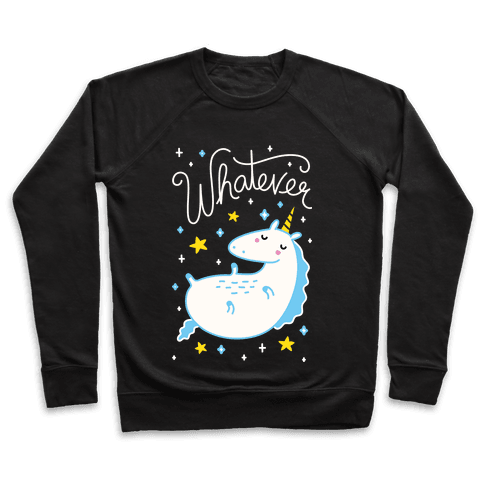 Whatever Unicorn Pullover