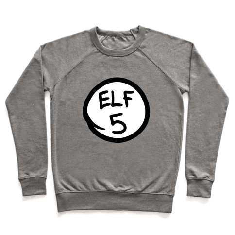 Elf Five Pullover