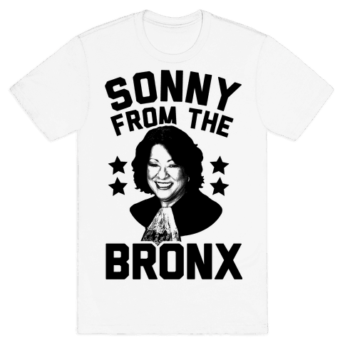 Sonny From the Bronx Mens T-Shirt