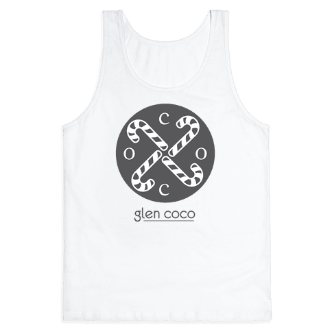 Hipster Coco Logo