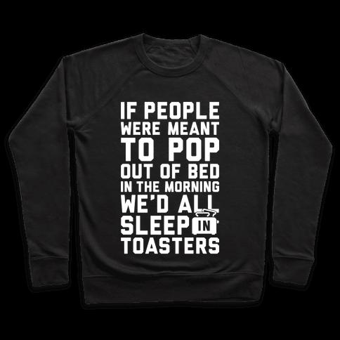 Sleep In Toasters