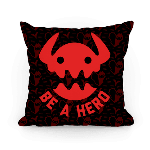 How to Train Your Dragon Be a Hero Pillow