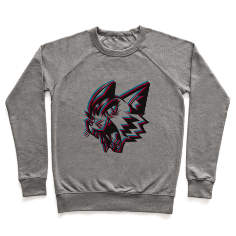 Electric Cat Pullover