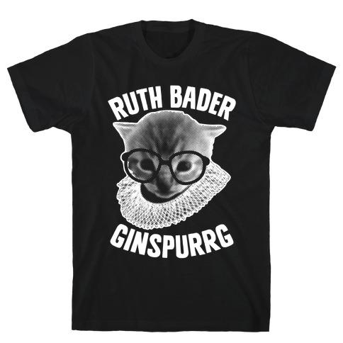 Ruth Bader Ginspurrg T-Shirt