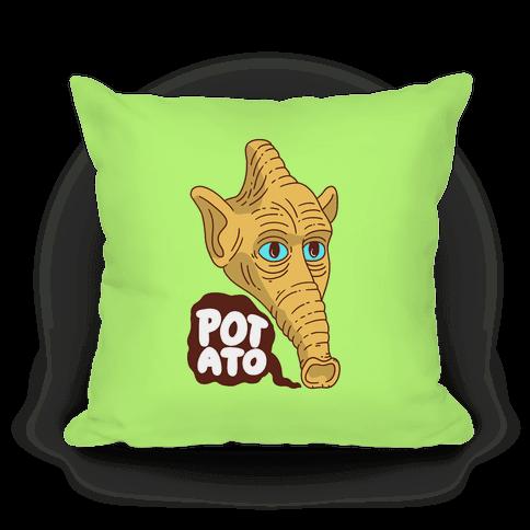 Trumpy Pillow