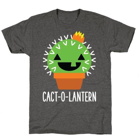 Cact-o-lantern T-Shirt