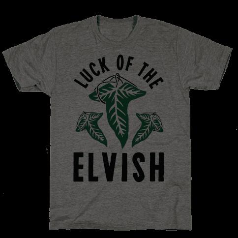 Luck of the Elvish