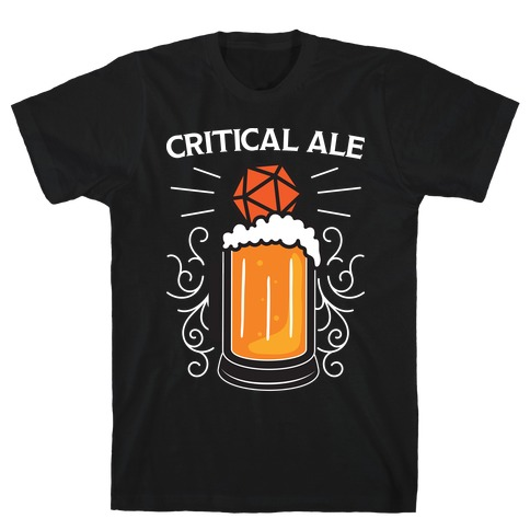 Critical Ale T-Shirt