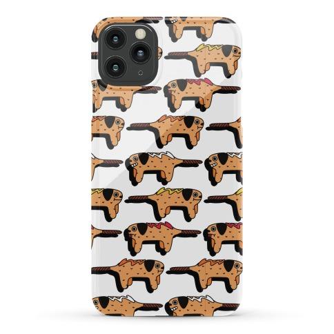 Corn Doggie Pattern Phone Case