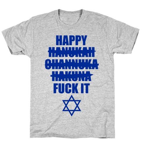 Happy Hakuna T-Shirt