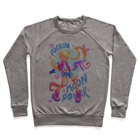 F***in Moon Power Pullover