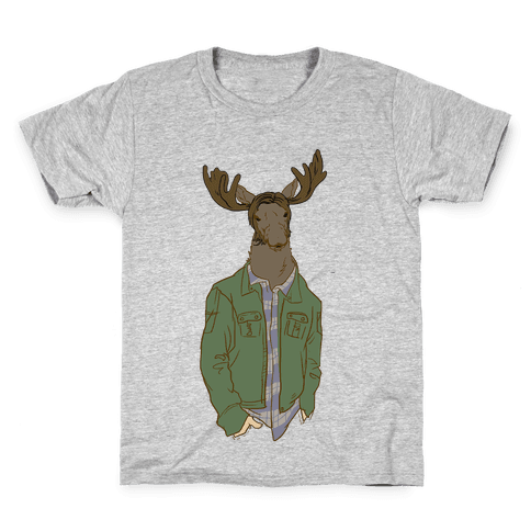 Moose Winchester Kids T-Shirt