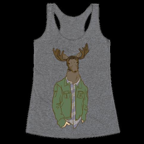 Moose Winchester Racerback Tank Top