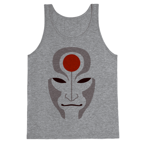 Amon Mask (Fadeaway) Tank Top