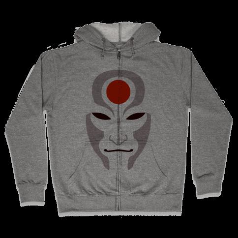 Amon Mask (Fadeaway) Zip Hoodie