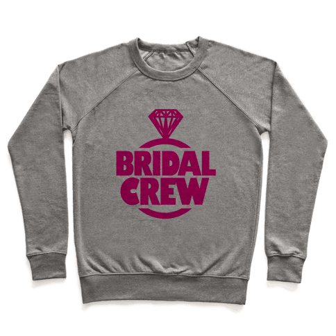 Bridal Crew Pullover